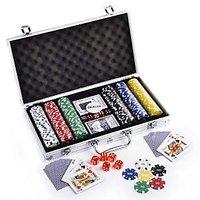 Diced Poker Chipset
