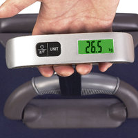 50kg Raddi Cylinder Hanging Digital Travel Weighing Electronic Luggage Scale