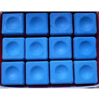 Billiard Chalk-12 pcs