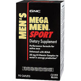 GNC Mens Mega Men Sports 90 Tablets