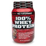 GNC 100% Whey Protein Powder Chocolate 2Lb