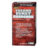 GNC Thermoburst 90 Tablets