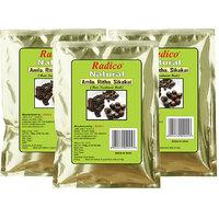 Radico Natural Amla-Ritha-Shikakai Powder - 100g (Set of 3)