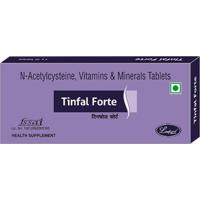 TINFAL FORT - BIOTIN TABLETS FOR HAIR , SKIN N NAIL CARE ( 60 TAB )