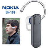 Nokia BH-108 Handsfree Bluetooth Headset with Express Shipping