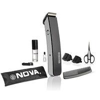 Nova Pro Skin Advance NHT 1047 BI Trimmer For Men(Black)