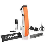 Nova Pro Skin Advance Nht 1047 O Trimmer For Men(Orange)