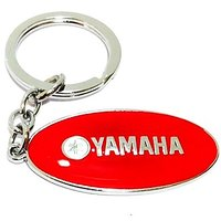 Parrk Full Metal Bikeyamaha Full Metal Key Chain(Red)