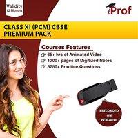 Class 11 (PCM) CBSE Premium Pack On Pen Drive