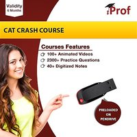 CAT Crash Course On Pen Drive