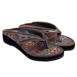 Forever Footwear Ethnic FSB 201