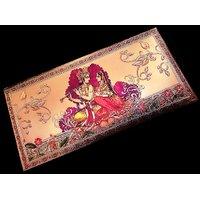 24 karat Gold Plated Shagun Envelops (Pack of 10)-Radha Krishan