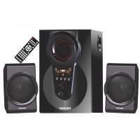 TRUVISON 2.1 Multimedia Home Speaker With Remote FM USB AUX
