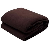 Sparkk Home Fleece Double Bed Ac Blanket-Assorted Color