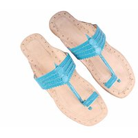 Ladies Kolhapuri Chappal With Stylish Design JSMKCF0052