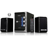 TRUVISON 2.1 Heavy Duty Powerful Bass Speaker - SE-2005UFB - Black