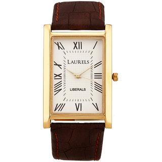 Laurels Men's Watch LL-Lib-Premium