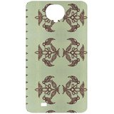 Indian Tribal Wall Art Back Cover Case for Samsung Galaxy S4 / SIV / I9500