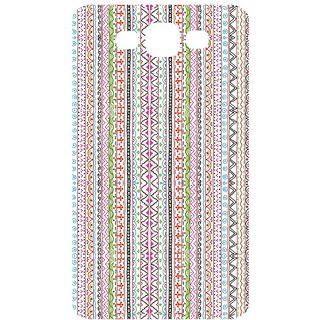 Tribal Pattern Print Back Cover Case For Samsung Galaxy S3 / SIII / I9300