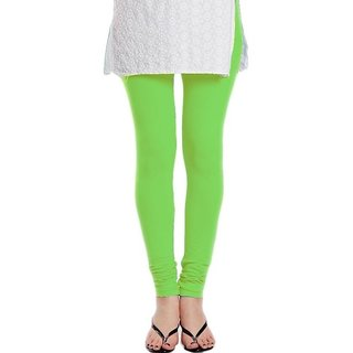 S Redish GREEN cotton legging with mayani