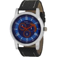 Tigerhills Cronograph Style Blueish Watch For Men