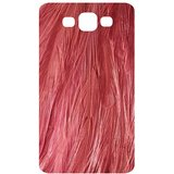 Pink Feather Pattern Back Cover Case for Samsung Galaxy S3 / SIII / I9300