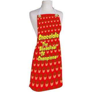 meSleep Chocolate Kitchen Apron