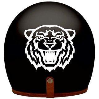 meSleep Lion Helmet Decal