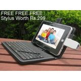7 Mini Usb Tablet Keyboard Cum Carry Case Cover For All Android Tablets En