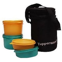 Tupperware Executive Lunch Box With Bag