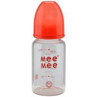 Mee Mee Premium Glass Feeding Bottle (120 ml)
