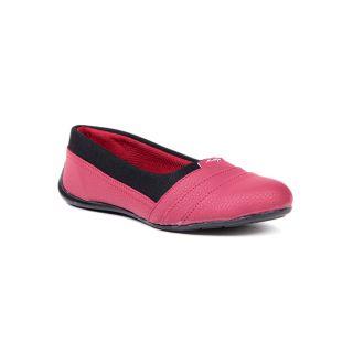 Ten Pink Fabric Casual Shoes (TENMOCDCPNK01)