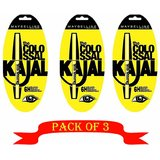 Maybelline Colossal Kajal 6H Black Pack Of 3