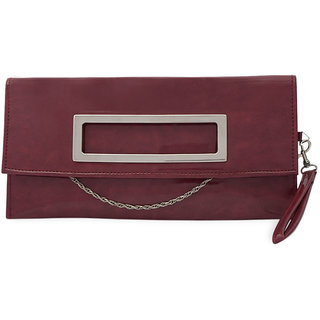 SkyWays Women's Maroon Sling Bag