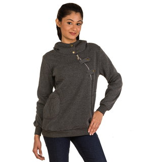 Modo Vivendi Womens Winter Jacket Sports Jacket Hooded Sweatshirt Hoodies