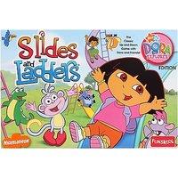 Funskool Dora Slides And Ladders Board Game