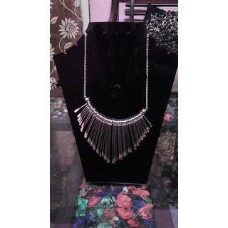 TD silver arrow neckles