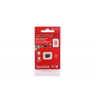 sandisk 8gb memory card