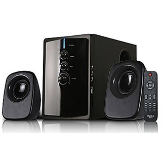 IMPEX Multimedia Speaker System- Musik R 2.1
