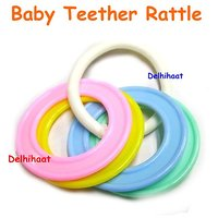Teether / Gum cum Rattle Soother Set