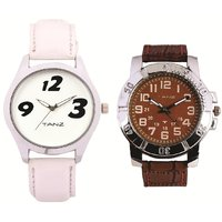 Tanz Combo Of Two Watches TW014  TW012
