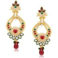Sukkhi Splendid Gold Plated Earrings