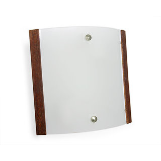 Fos Lighting Modern Wooden Accent Wall Light