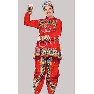 Traditional Mens Doti and Kurta (Garba Dresses)