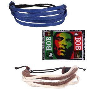 Set Of 2 Wrist Bands Combo Headwrap JSMFHWB0552
