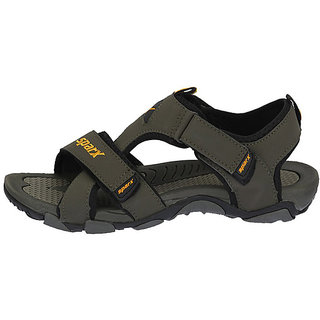 Sparx Men's Stylish Olive Sandals