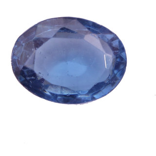 Akash Ganga NATURAL 7.55 Ratti Blue Spinel (Neeli), Delux Category