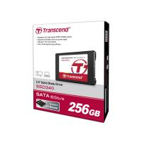 Transcend 256 Gb SSD Internal Drive with 3.5 Bazzle