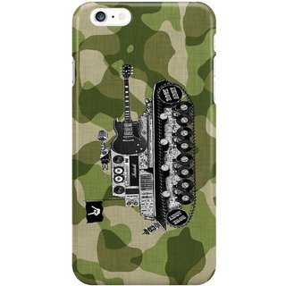 The Fappy Store Rock Army Plastic Back Cover For Iphone 6 Plus