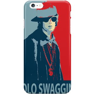 The Fappy Store Yolo Swaggins Plastic Back Cover For Iphone 6 Plus